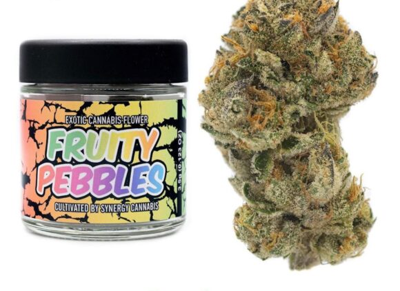 Buy Fruity Pebbles Strain by Synergy   Fruity Pebbles Strain   Order Fruity Pebbles Strain